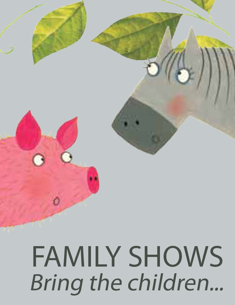 Family Shows at G Live