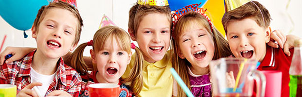 Kids' Parties at G Live